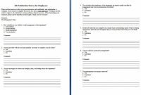 Word Survey Template  Template Ideas with Event Survey Template Word