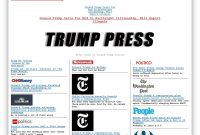 Wp Template Wpdrudgeproper Web Development  Trumppress throughout Drudge Report Template