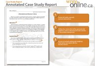Write Online Case Study Report Writing Guide  Parts Of A Case Study regarding Case Report Form Template