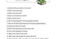 Writing A High School Book Report  How To Write A Book Report for High School Book Report Template