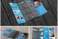 X Quadfold Brochure Printing pertaining to Quad Fold Brochure Template