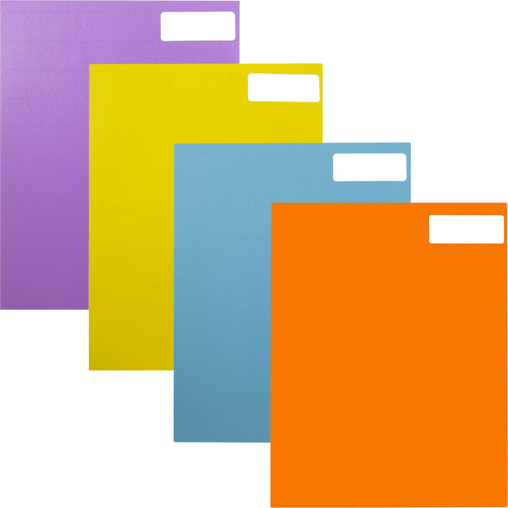 X   Return Address Labels   Labels Per Pack  Jam Paper Within 1 X 2 5 8 Label Template