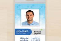 Xpressid  Custom Id Badge  Id Card Maker  Id Badge Templates with regard to Photographer Id Card Template