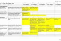Year Business Plan Template  Locksmithcovington Template with One Year Business Plan Template