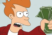 """You Can Own A Futurama """"shut Up And Take My Money"""" Credit Card throughout Shut Up And Take My Money Card Template"""