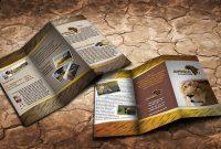 Zoo Brochurepiximi On Deviantart throughout Zoo Brochure Template
