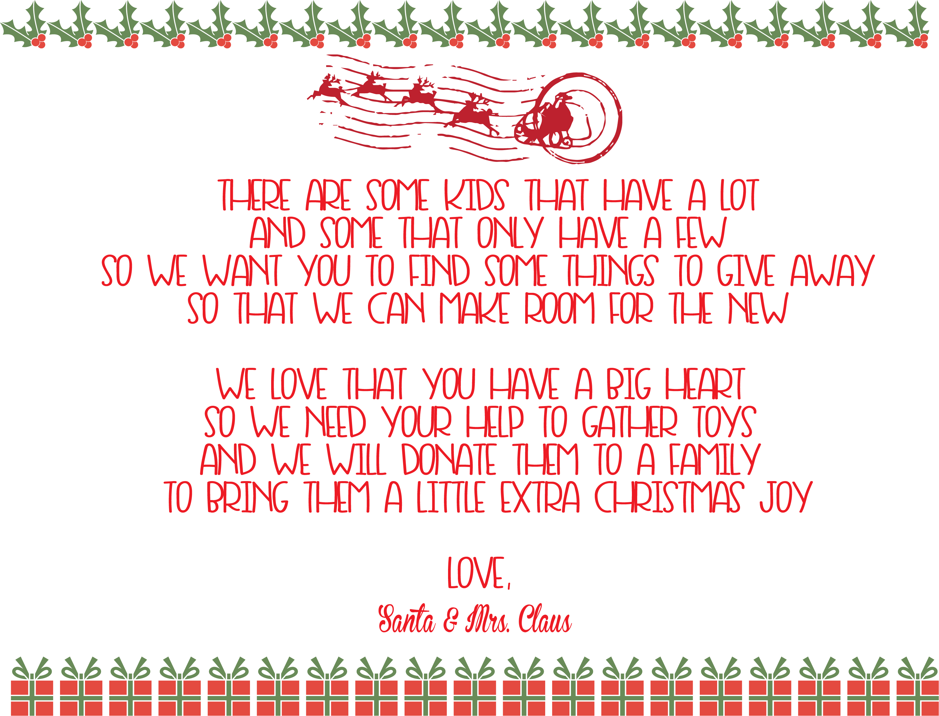 A Special Request From Santa Elf On The Shelf Printable  A Little Moore In Elf On The Shelf Letter From Santa Template