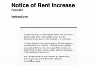 Awesome Rent Increase Letter Template  Wwwpantrymagic regarding Rent Increase Letter Template