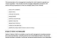 Best Consulting Proposal Templates Free ᐅ Template Lab in Consultant Proposal Template