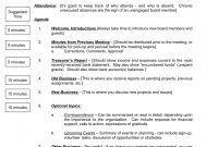 Board Meeting Agenda Template Formidable Ideas Free Nonprofit for Board Of Directors Meeting Agenda Template