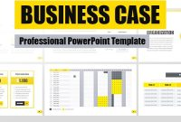 Business Case Powerpoint Template  Anime  Keynote Template with Case Presentation Template