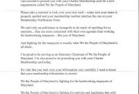 Campaign Fundraising Letter  Sample Campaign Fundraising Letter pertaining to Political Fundraising Letter Template