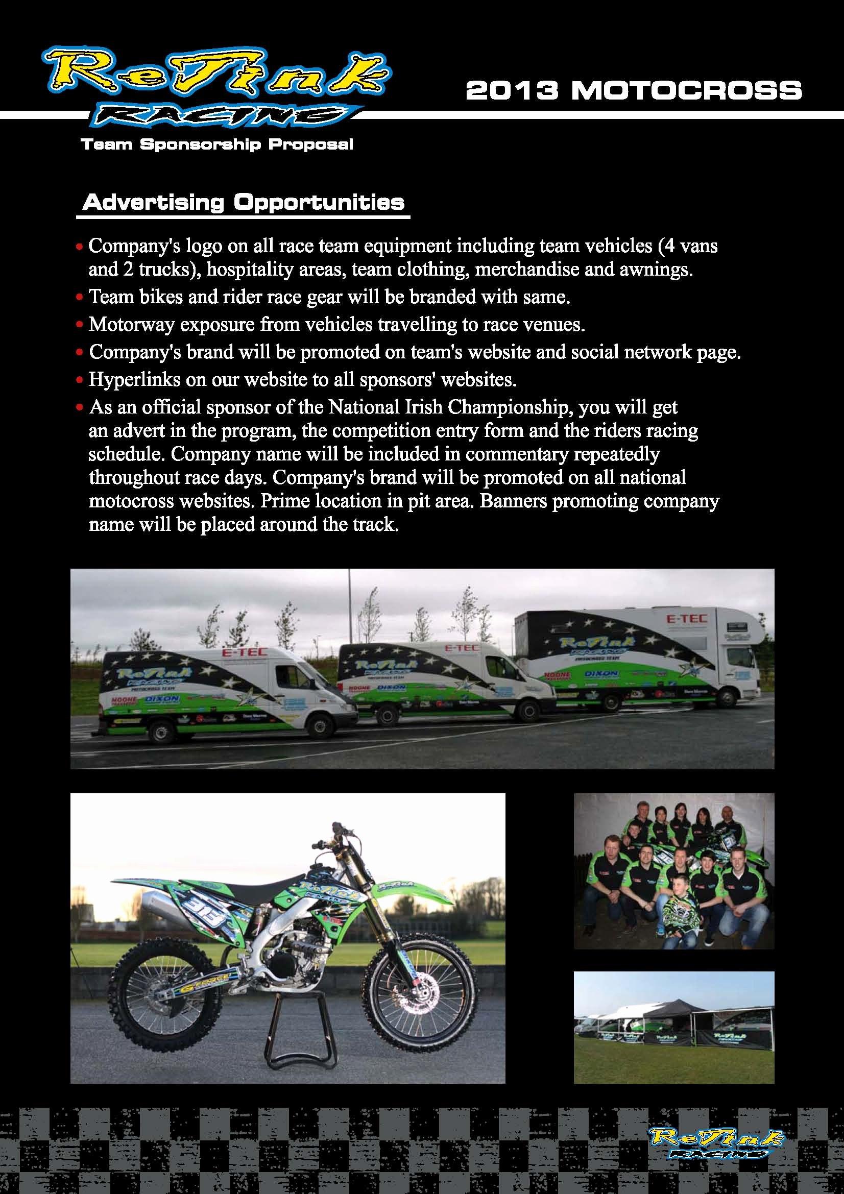 Car Racing Sponsorship Contract Template Homeworktidy X – Example Throughout Racing Sponsorship Proposal Template