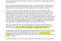 Ccss Sample Parent Letter  Oregon Department Of Education with regard to Letter To Parents Template From Teachers