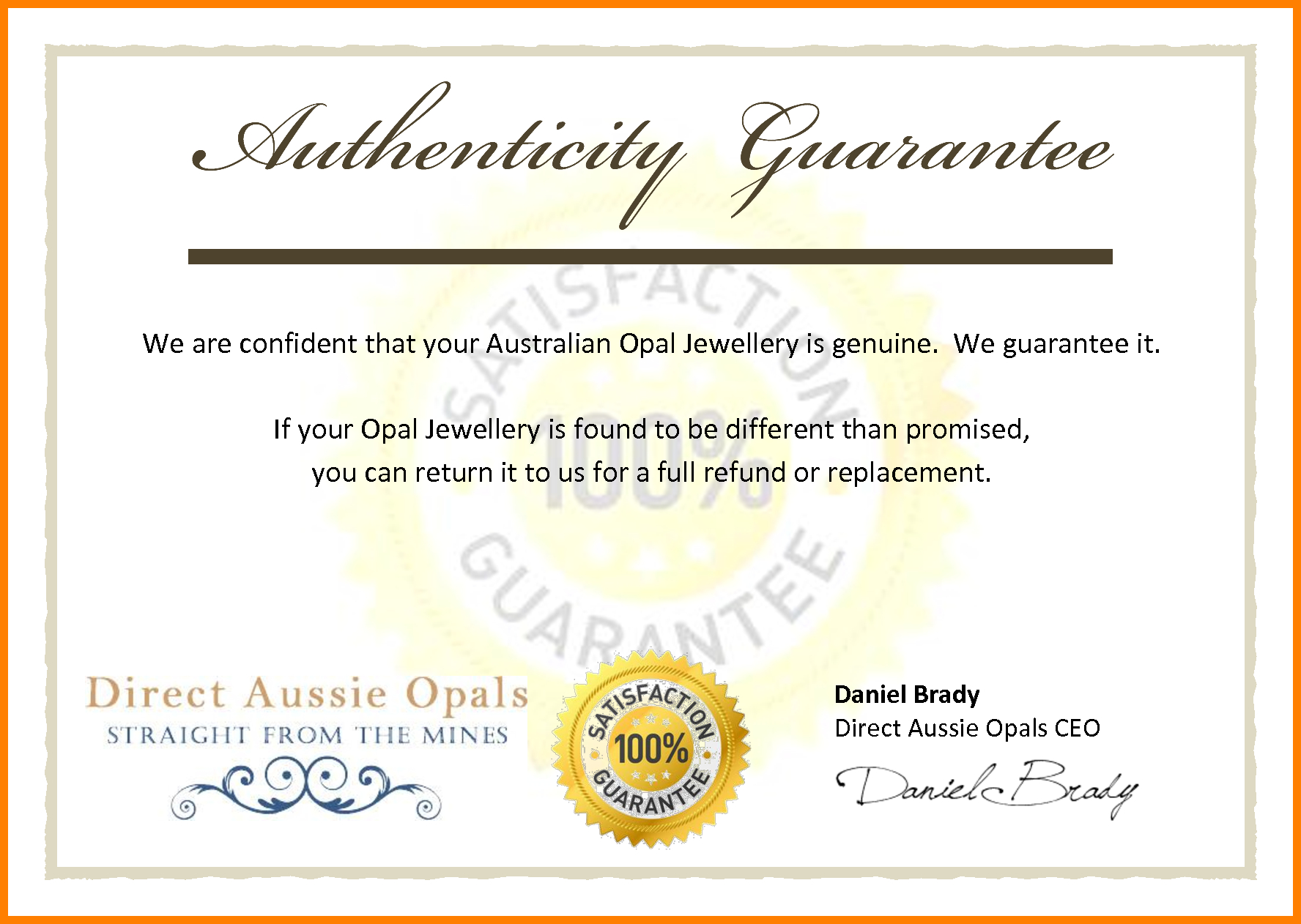 Certificate Of Authenticity Template  Weekly Template In Letter Of Authenticity Template