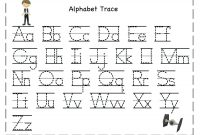 Cursive Letters Trace Letter Format Tracing Guide App Games intended for Tracing Letters Template