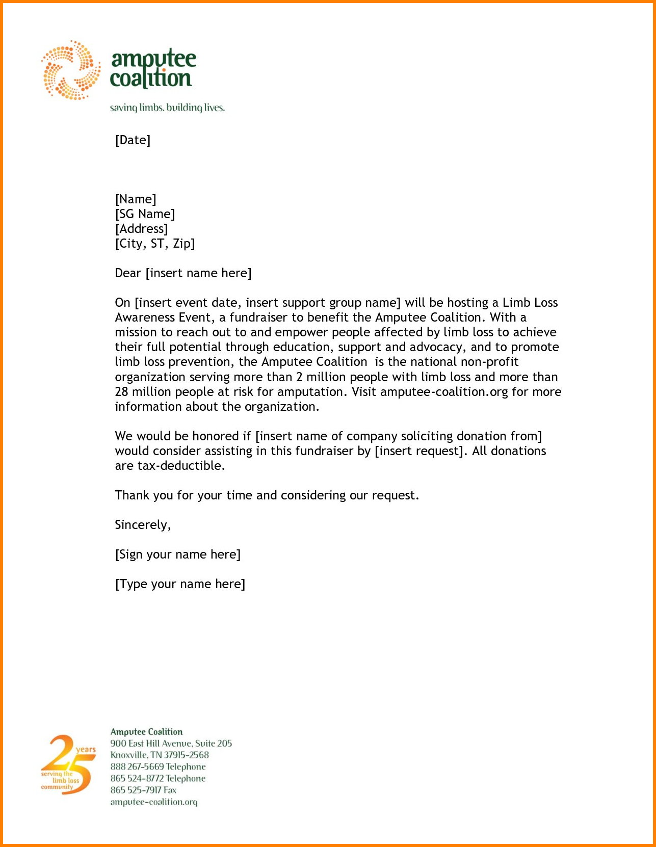 Donor Request Letter Template Donation Cover Download Now For Regarding Letter Template For Donations Request