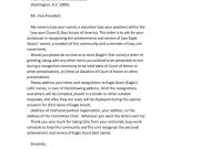 Eagle Scout Recommendation Letter Template Collection  Letter Cover pertaining to Eagle Scout Recommendation Letter Template