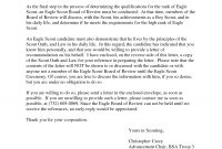 Eagle Scout Reference Request Sample Letter Doc Hfrq in Letter Of Recommendation For Eagle Scout Template
