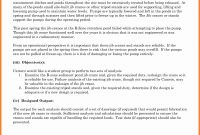 Engineering Project Plan Template  Wesleykimlerstudio in Engineering Project Proposal Template