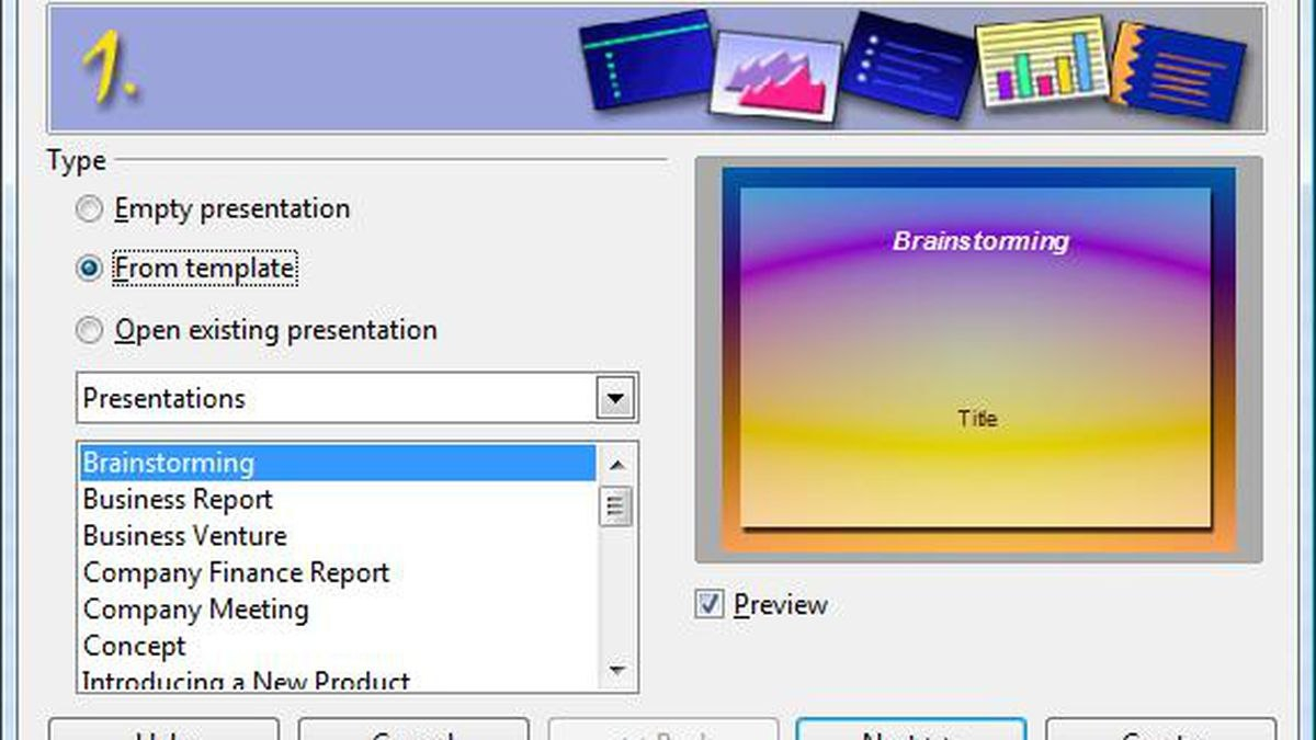 Enhance Openoffice With Free Extensions And Templates  Cnet With Open Office Presentation Templates