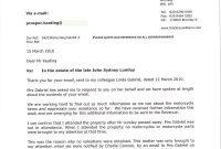 Estate Agent Valuation Letter Template – Bisatuh regarding Probate Valuation Letter Template