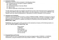 Example Of Request For Proposal  This Is Charlietrotter pertaining to Simple Request For Proposal Template