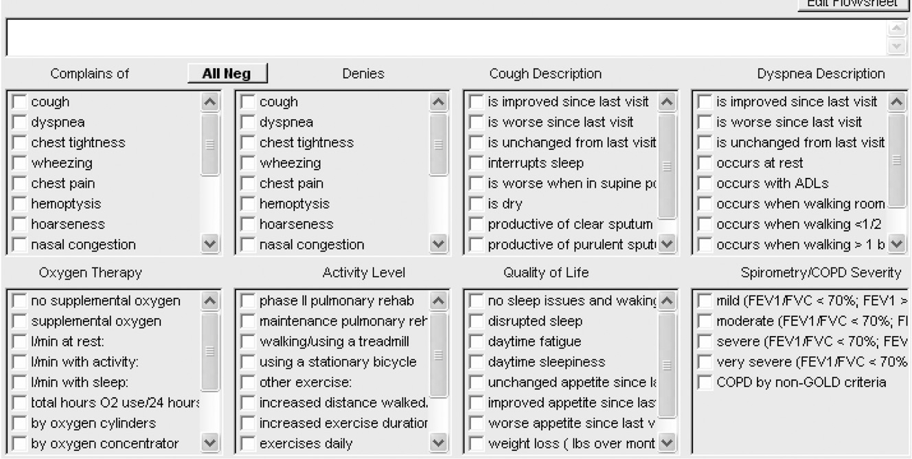 Figure  From Electronic Medical Records A Practitioner's Regarding History Of Present Illness Template