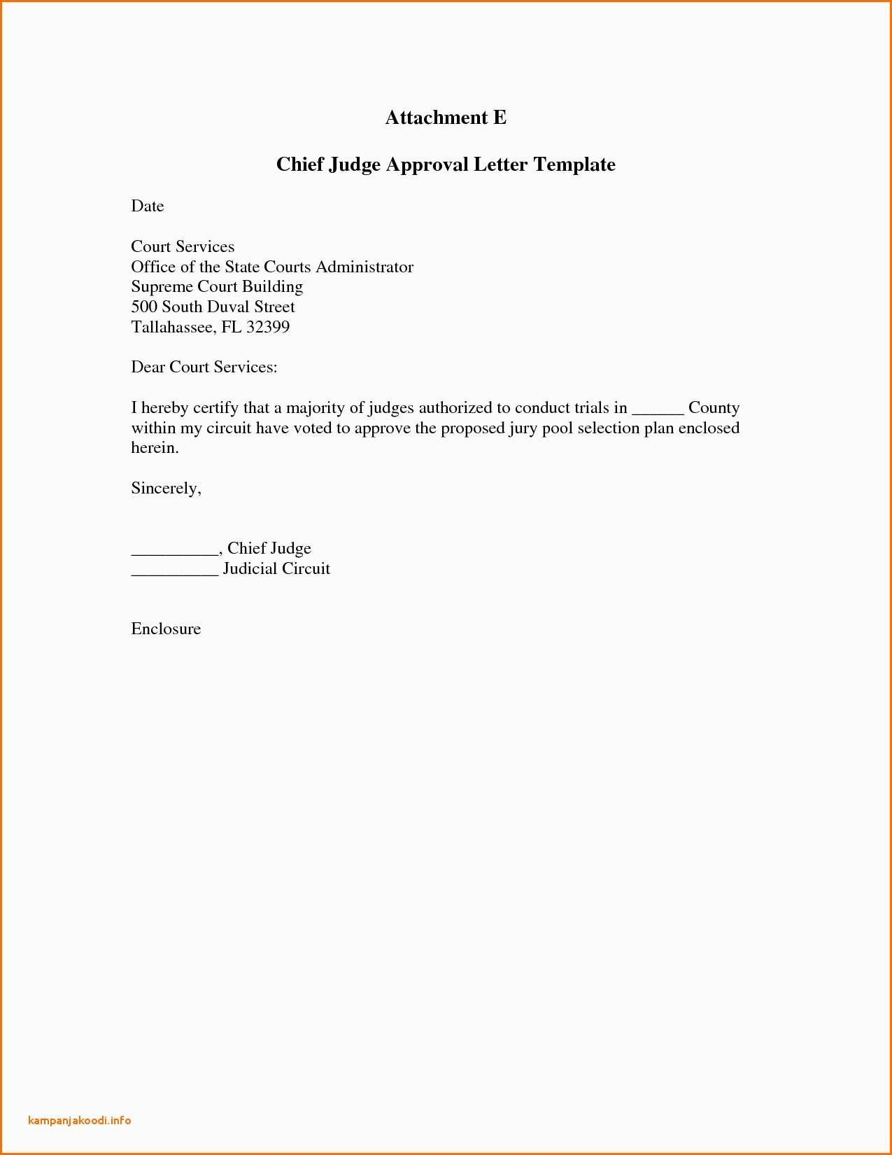 Formal Letter Format To Judge Addressing A In Cover Professional For Pertaining To Letter To A Judge Template