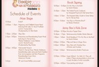 Free Baby Shower Agenda Bp Program Schedule Showers Anything Long intended for Baby Shower Agenda Template