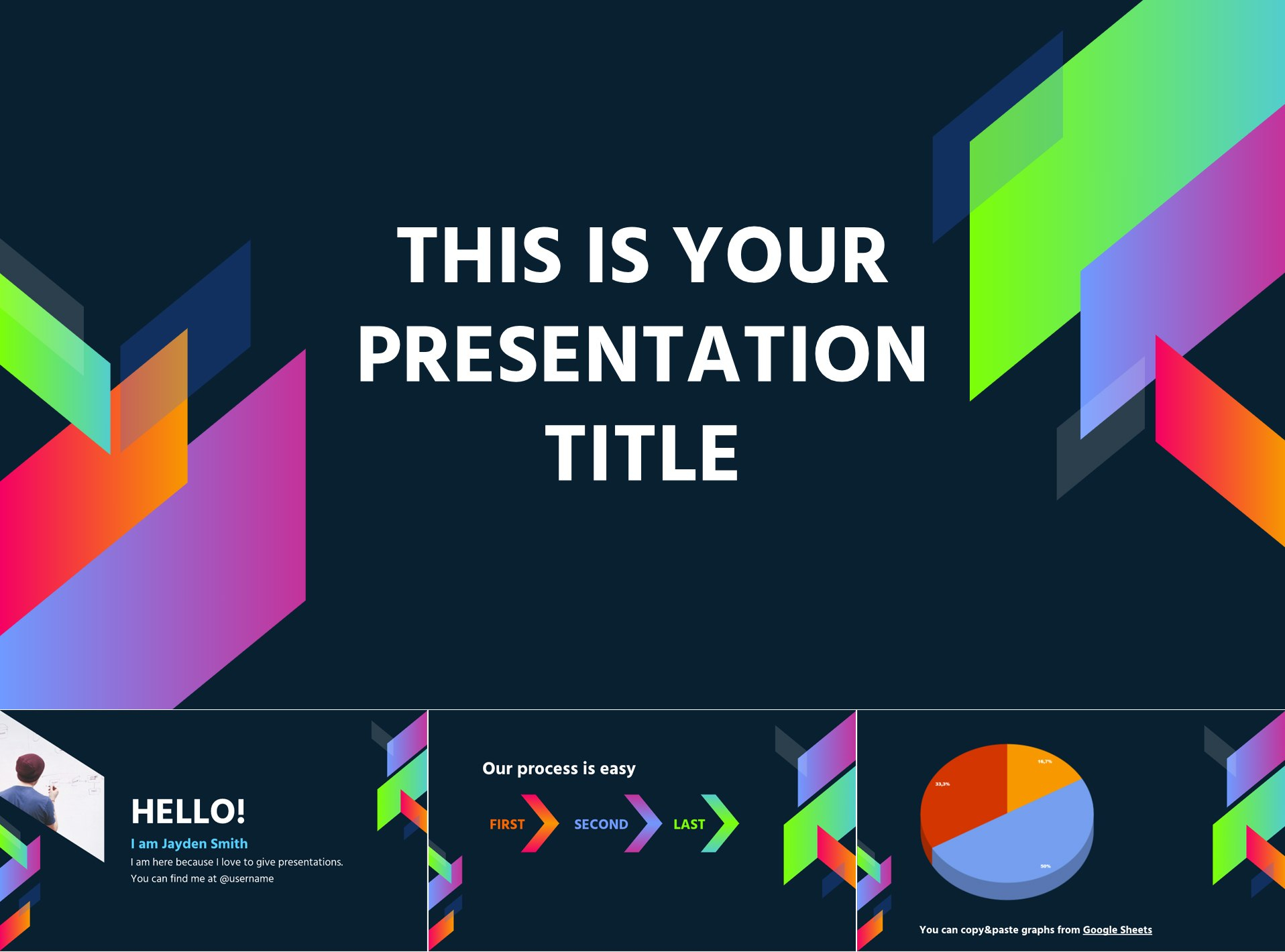 Free Google Slides Templates For Your Next Presentation Inside Google Drive Presentation Templates