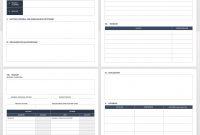 Free Grant Proposal Templates  Smartsheet intended for Sample Grant Proposal Template