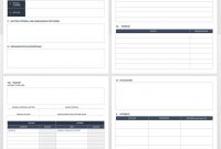 Free Grant Proposal Templates  Smartsheet with Non Profit Proposal Template