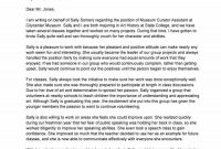 Free Letter Of Recommendation Templates  Samples  Reference with Template For Referral Letter