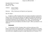 Free Settlement Agreement Offer Letter Templates At Best Of Template with regard to Settlement Agreement Letter Template