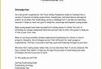 Fundraiser Proposal Template Free Camisonline Fundraiser Project within Fundraiser Proposal Template
