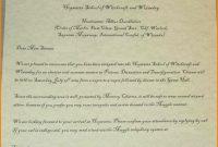Harry Potter Invitation To Hogwarts Letter  Managementoncall regarding Harry Potter Acceptance Letter Template