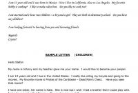 How To Write A Penpal Letter Worksheet  Free Esl Printable with Pen Pal Letter Template