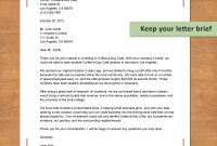 How To Write An Investor Proposal Letter With Sample Letter inside Investment Proposal Template