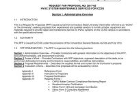 Hvac Proposal Templates  Pdf  Free  Premium Templates in Hvac Proposal Template