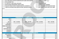 Hvac Sales Proposal Contract Room For Multiple Units Great For within Hvac Proposal Template