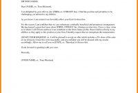 Job Counter Offer Letter  Blank Invoice for Counter Offer Letter Template