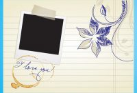 Love Letter Template pertaining to Template For Love Letter