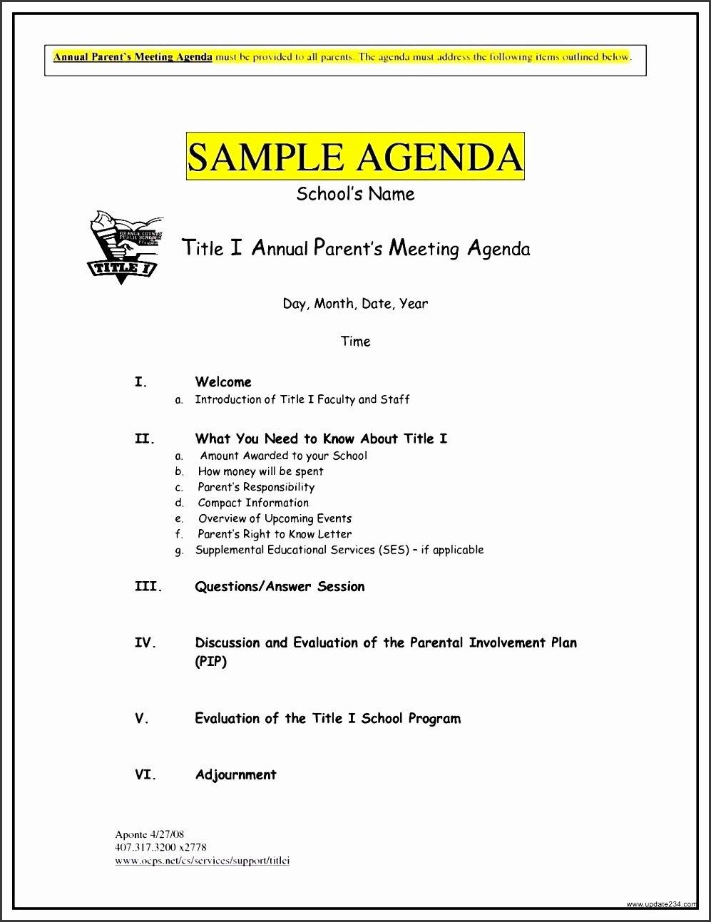 Microsoft Word Meeting Agenda Template Fresh Templates Within Program Agenda Template