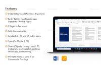 Mobile App Development Proposal Template  Proposal  App throughout App Proposal Template