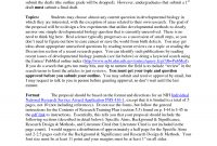 Nsf Proposal Template  University Research with Nsf Proposal Template