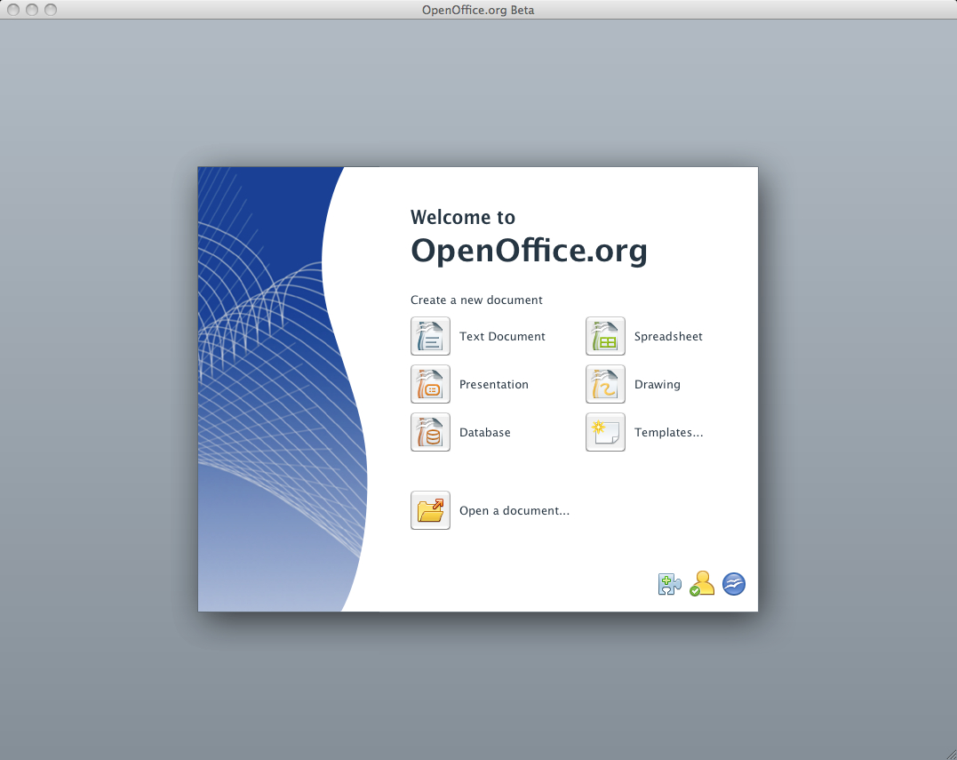 Openoffice  New Features In Open Office Presentation Templates