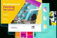 Painting Services Proposal Template  Proposify with Painting Proposal Template