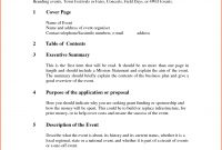 Perfect Corporate Sponsorship Proposal Letter Sample  Violeet inside Corporate Sponsorship Proposal Template