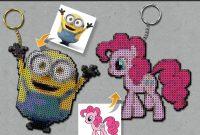 Perler Beads Art Photoshop Creatorpsddude  Graphicriver with Hama Bead Letter Templates
